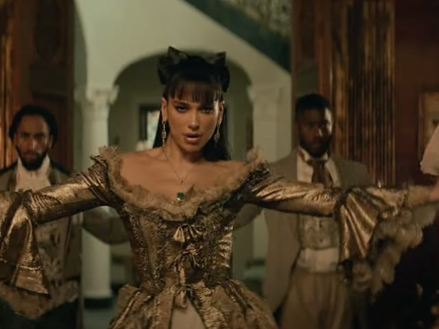 Allow Dua Lipa and Pop Smoke's New Video to Take You Back in Time to Regency Extravagance