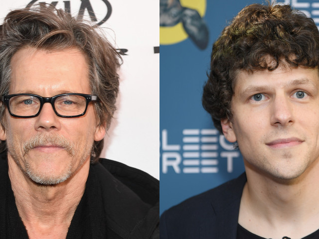 Kevin Bacon & Jesse Eisenberg Join 'All in the Family' Live Special on ABC