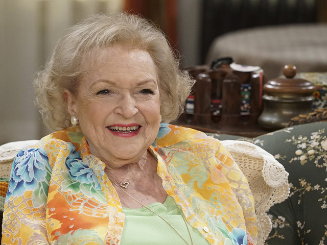 Betty White, who turns 98 today, credits optimism for lifetime of happiness