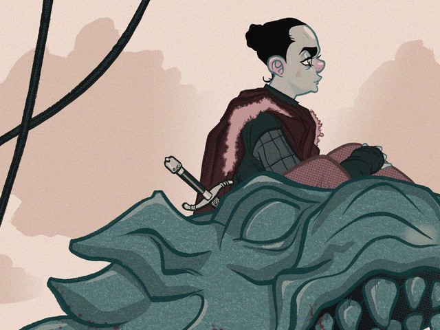 Where Have Arya's Adventures Taken Her a Year After the 'Game of Thrones' Finale?