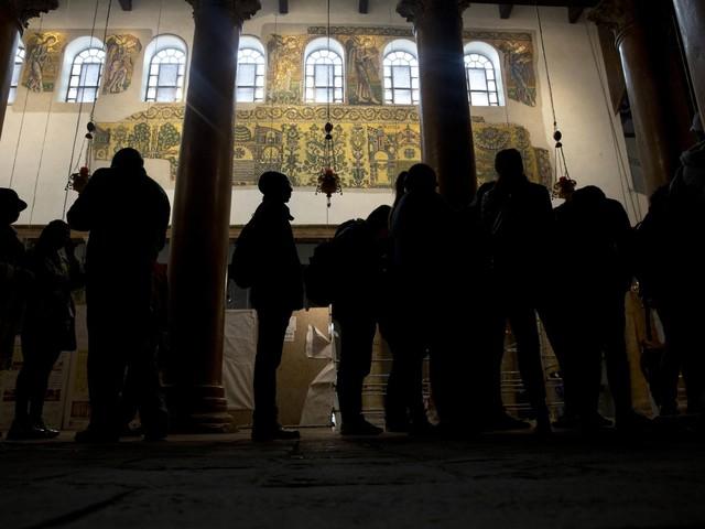 Church renovation lifts Christmas spirit in Bethlehem