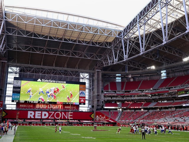 San Francisco 49ers, displaced by coronavirus restrictions, to play next home games in Arizona