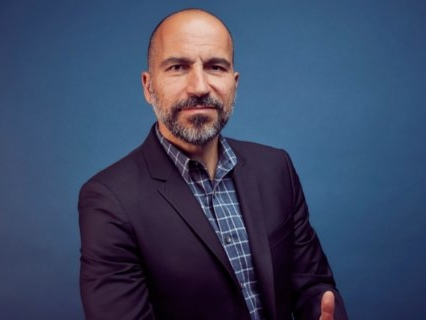 'I want us to be the Amazon of mobility': Uber CEO Dara Khosrowshahi talks global expansion, changing behavior, and flying taxis