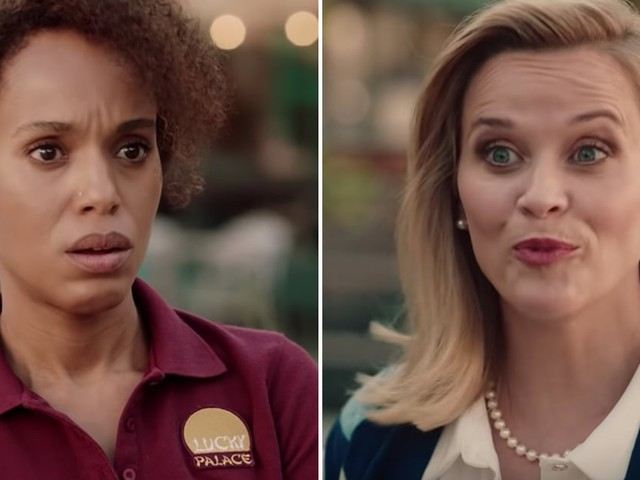 Reese Witherspoon and Kerry Washington Face Off in Hulu's Little Fires Everywhere Trailer