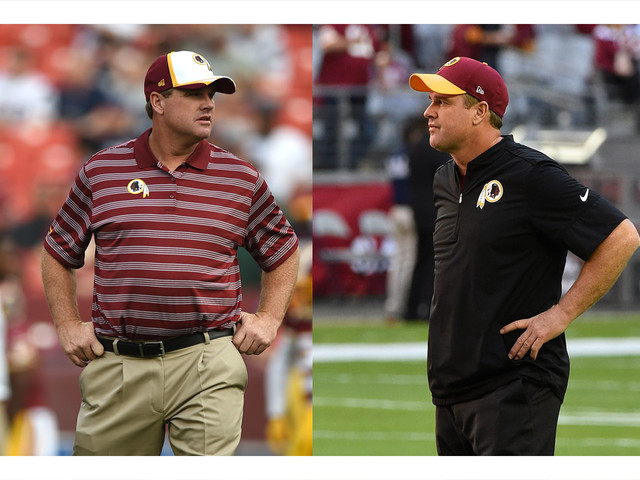 NFL head coach Jay Gruden dropped 30 pounds this off-season. Here's how you can do it, too.