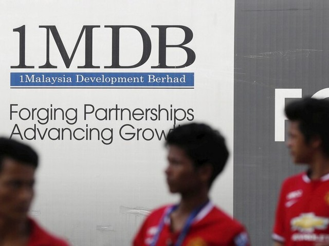 Malaysian officials are reportedly discussing a $2 billion payment from Goldman Sachs for its role in the 1MDB scandal