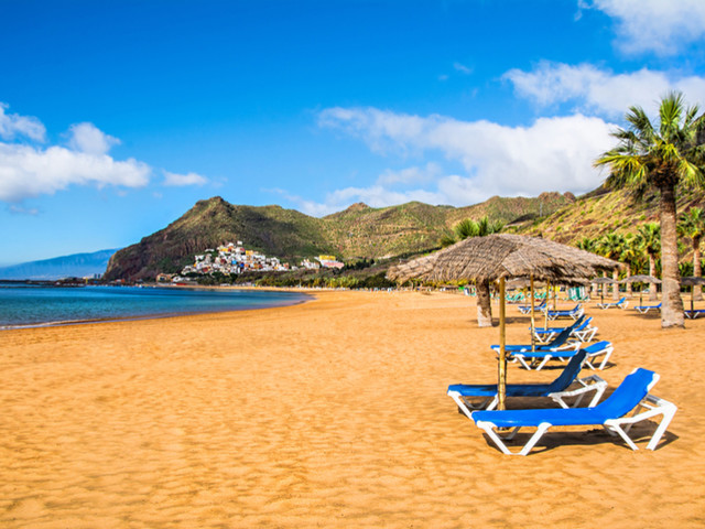Top 3 Tenerife Black Sand and Golden Sand Beaches