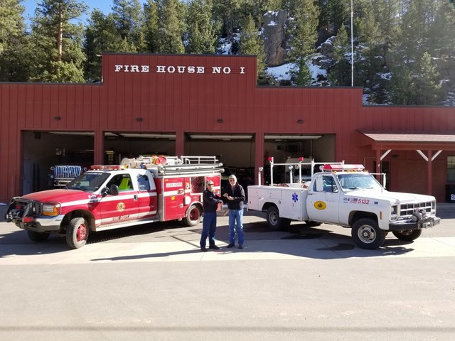 This brush truck from Hemmings Auctions helped a volunteer fire department upgrade its equipment