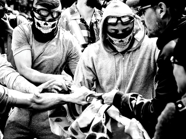 Feature: The revival of a US based neo-Nazi fight club