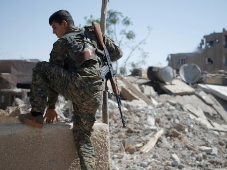 Trump Plans to Stop Arming Kurds in Syria