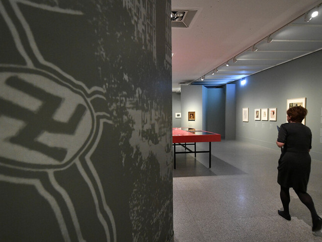 Germany says it has handed over 14 works from Gurlitt trove
