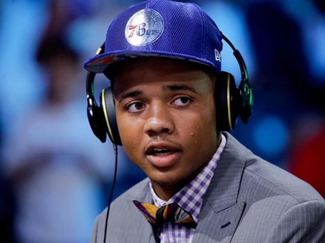 Philadelphia 76ers select Markelle Fultz as No. 1 pick in NBA Draft