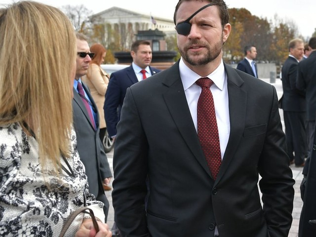 Rep. Dan Crenshaw says 'weird' Beto O'Rourke must never be president after his Constitution remarks