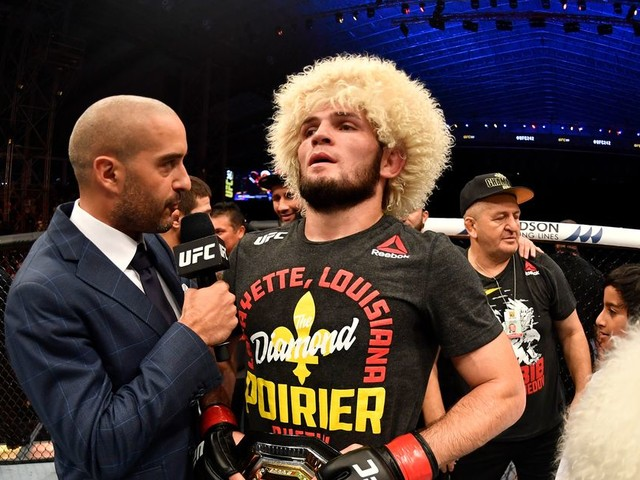 Khabib still hopeful for GSP fight after facing Ferguson