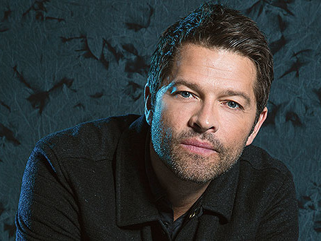 'Supernatural's Misha Collins On Castiel's Journey In Final Season, His New Book & More