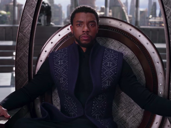 New trailers: Black Panther, Altered Carbon, Hellraiser and more