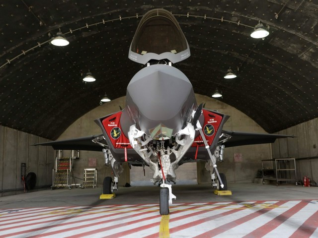 A power struggle over the F-35 fighter jet comes to a head as lawmaker threatens to hold up contract