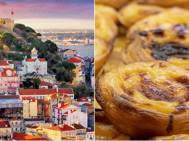 Lisbon, Portugal was named 'foodie hotspot' of the year. Here's everything you'll want to eat when you go.