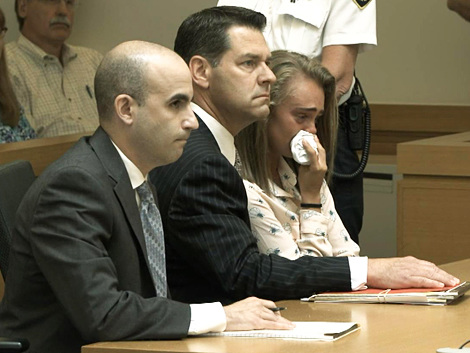 Woman Who Urged Boyfriend's Suicide Gets 15 Months In Jail