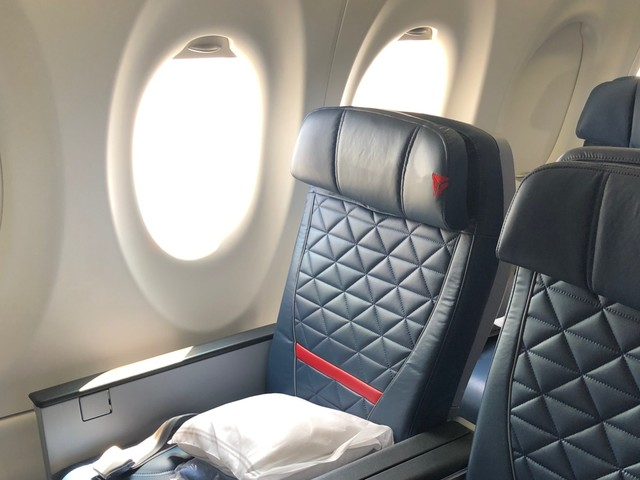 Amex is offering select cardholders $40 back when they spend at least $200 with Delta, but it's not available for long