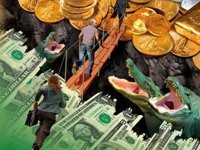 """Jay Taylor: Under """"Basel III"""" Rules, Gold Becomes Money!"""