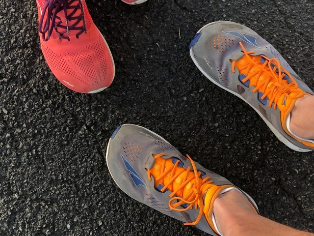 The wider toe box of Altra's Kayenta running shoes did something I wasn't expecting — they let me enjoy pain-free running for the first time in years