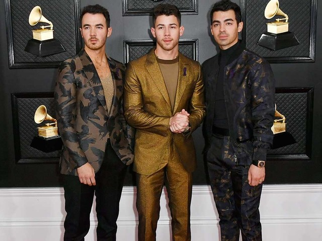 2020 Grammys: fashion on the red carpet