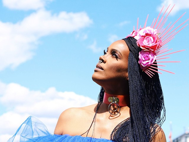 The Most Eye-Catching Beauty Moments From Afropunk