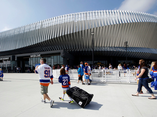 NHL just can't help itself when it comes to its Coliseum feelings