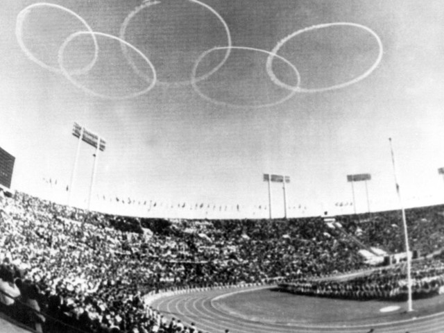 From the Emperor on down: Memories of the '64 Tokyo Olympics