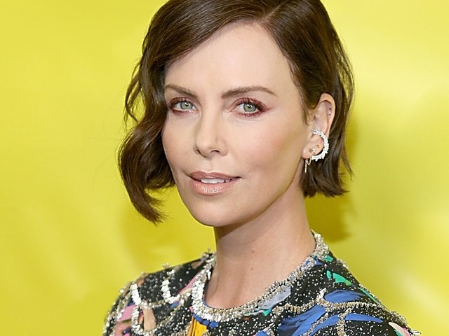 Charlize Theron Just Brought Back Her Iconic Pixie — & It Looks Amazing