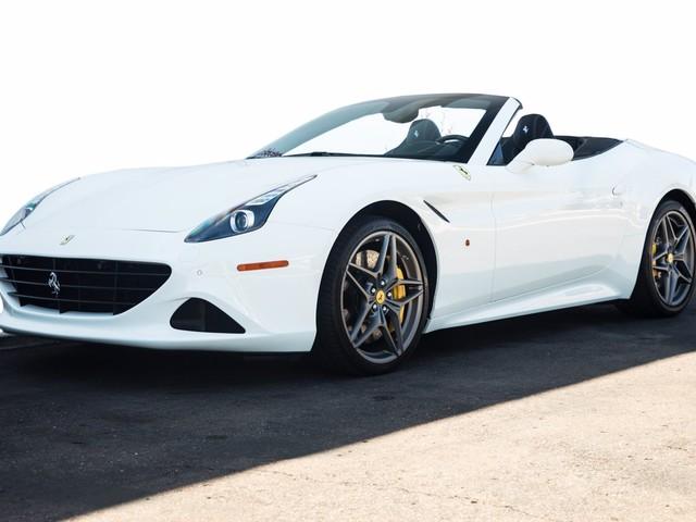 2017 Ferrari California--T
