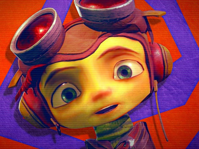 The Winding Path to 'Psychonauts 2' Was Well Worth the Wait