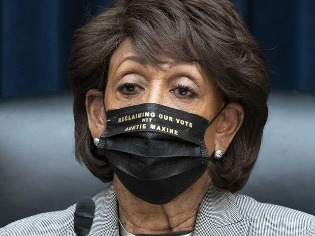 Maxine Waters: Agents 'whipping' migrants 'worse than what we saw with slavery'