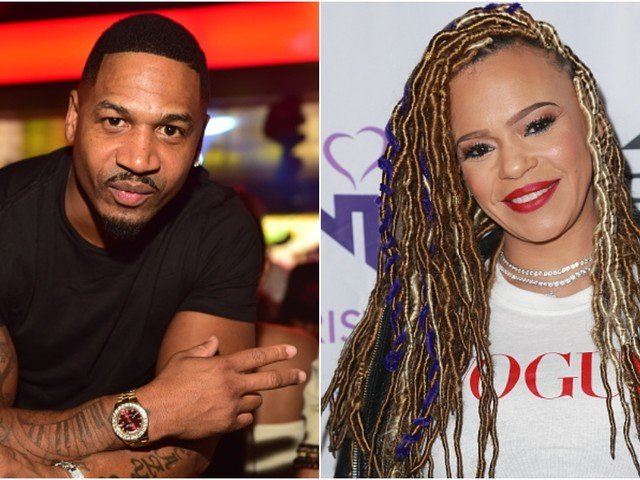Stevie J. And Faith Evans Tie The Knot In Vegas…But Did He Ask Joseline To Marry Him The Month Before?