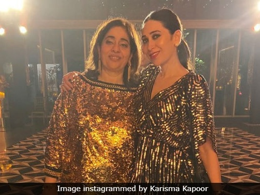 Karisma Kapoor And Others Attend Nitasha Nanda's Birthday Bash