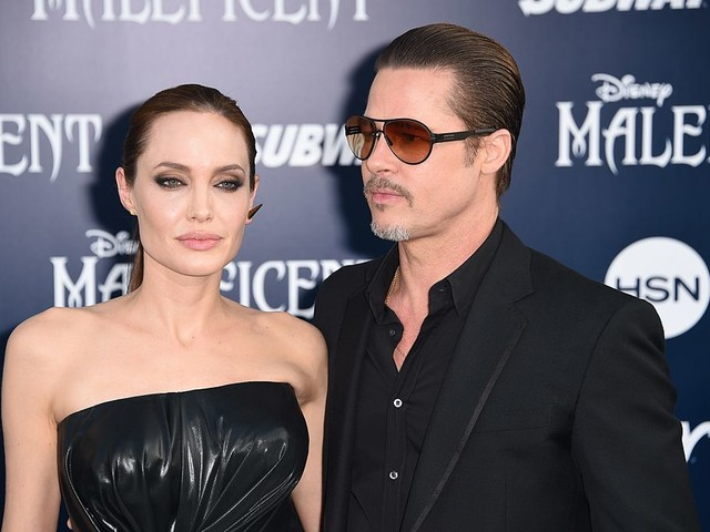 Angelina Jolie Bashing Brad Pitt On TV?