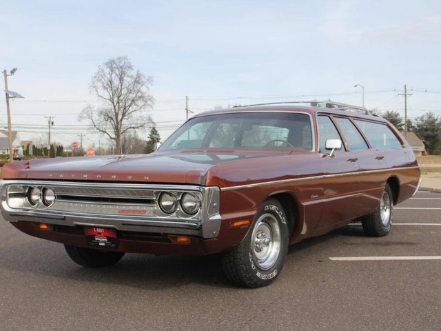 Hemmings Find of the Day – 1971 Plymouth Fury Suburban station wagon