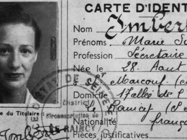 Nonfiction: Remembering a Woman Who Was a Leader of the French Resistance