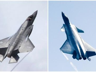 """Upgraded Chinese Stealth Jet """"Overwhelmingly Superior"""" To US F-35 Jet: Claims Beijing Analyst"""
