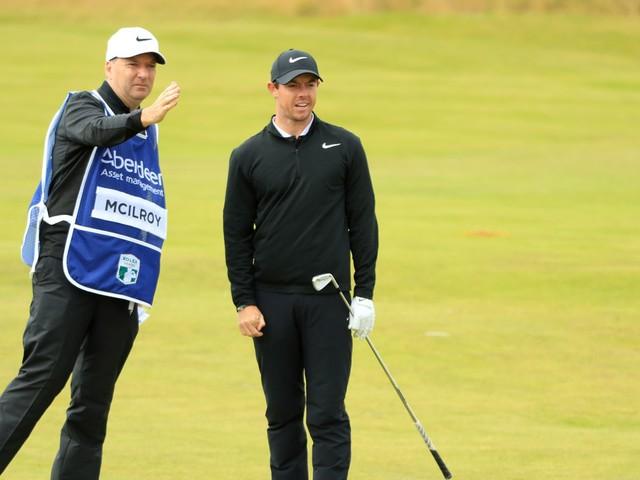Rory McIlroy picks best friend to caddie at WGC-Bridgestone, PGA Championship