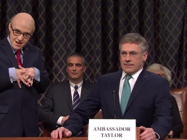 SNL Turns Impeachment Into Actual Soap Opera