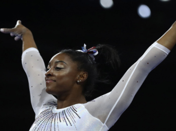 #BLACKEXCELLENCE: Simone Biles Just Backflipped Her Way To Becoming The Most Decorated Female Gymnast In World Championship History