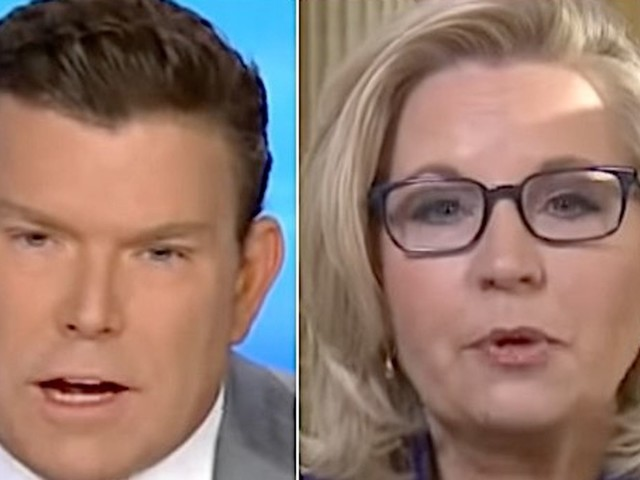 Rep. Liz Cheney Hits Fox News Over Election 'Big Lie' During Live Fox News Appearance