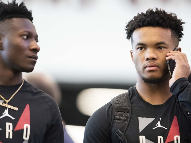 10 dominoes that could fall if the Cardinals draft Kyler Murray