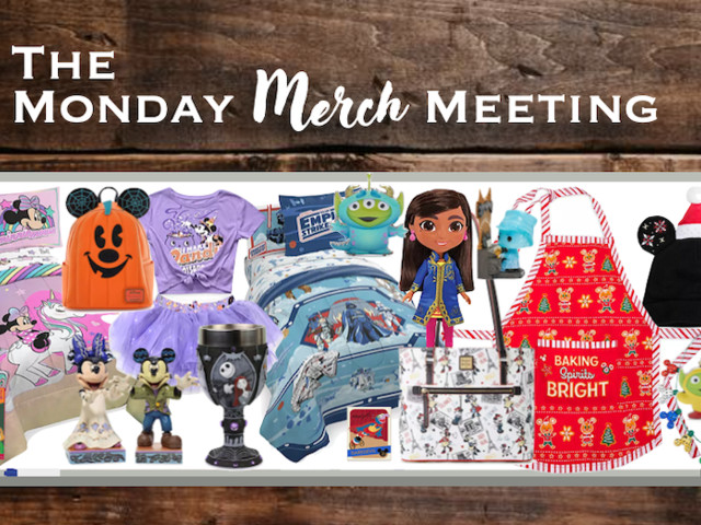 Monday Merch Meeting: Bedding, Holidays, Dooney & Bourke, Mira, Pins & More!