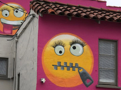Emoji House in Manhattan Beach hits market at $1.7 million, with more emojis on the way