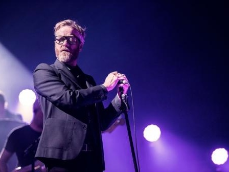 The National announce live film and EP from New York's Beacon Theatre