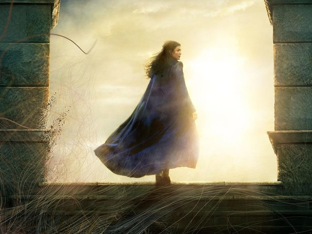 Amazon reveals teaser poster and release date for The Wheel Of Time series during Comic-Con
