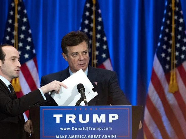 """Report: The FBI Conducted a """"Predawn Raid,"""" the Coolest Kind of Raid, on Paul Manafort's House"""